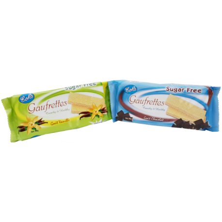 S.Free Wafers 80g