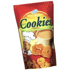 Real Butter Cookies 100g