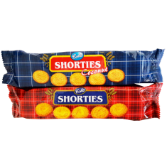 Shorties biscuits 90g