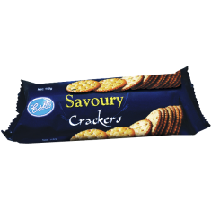 Savoury Crackers 110g